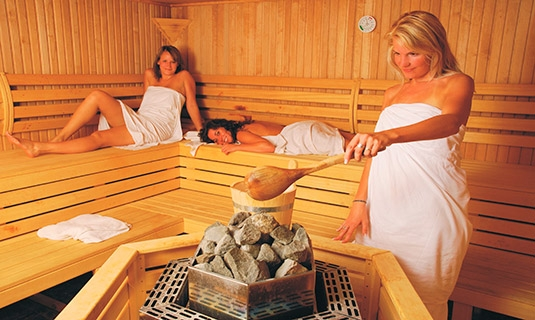 Как похудеть в бане или сауне